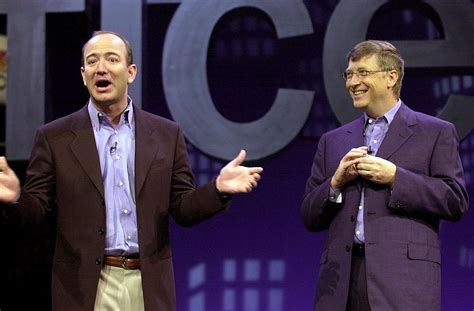 What Would It Take For Jeff Bezos To Overtake Bill Gates ...