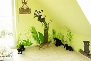 Bilder Kinderzimmer Selber Malen : dschungel kinderzimmer ideen ~ Fotosdekora.club Haus und Dekorationen