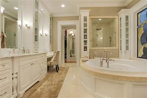 Memorial Hamptons Style - Traditional - Bathroom - houston