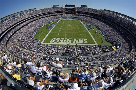 For Family Of Four, Chargers Game Among Most Expensive In