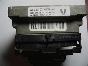 Corvette 97  98 99 2000  U0026 2006 Abs Ebcm Module Repair