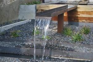 Lame D Eau Bassin : cr ation de bassin avec lame d 39 eau villefargeau pr s d ~ Premium-room.com Idées de Décoration