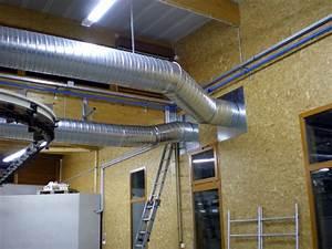 Gaine Ventilation Flexible : gaine de ventilation isol e nous quipons la maison avec ~ Edinachiropracticcenter.com Idées de Décoration