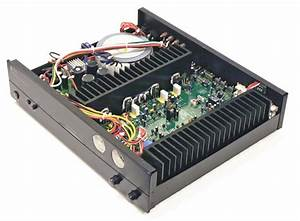 Home Audio Amplifier