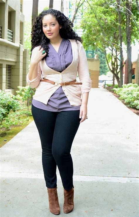 Fashionable Plus Size Clothing Ideas For Women | Advice for your Home Decoration