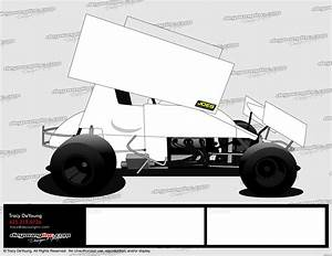 race car graphic design templates - motorsports packages