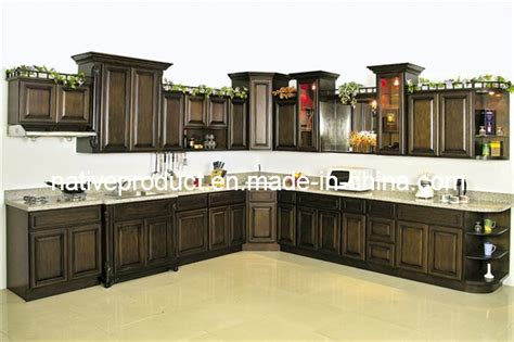 What Are Kitchen Cupboards Made Of by China Cupboards Solid Wood Kitchen Furniture Kitchen