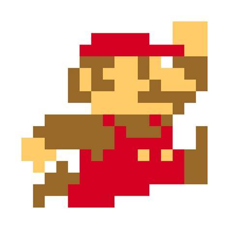 Super Mario 8 Bit Mario T Shirt Teepublic
