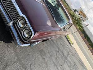 1964 Chevy Impala 2 Door 4 Speed Manual Transmission For