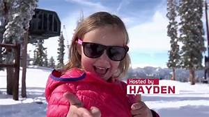 Hayden's Kidtopia Snow Report - Opening the World's ...