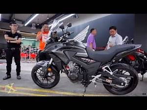 Honda Cb500x 2018 : honda cb500x 2018 matte black walkaround youtube ~ Nature-et-papiers.com Idées de Décoration
