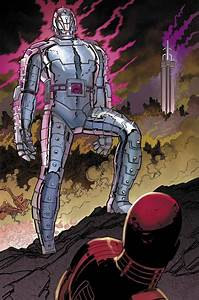 Ultron Vs The Heralds of Galactus - Battles - Comic Vine