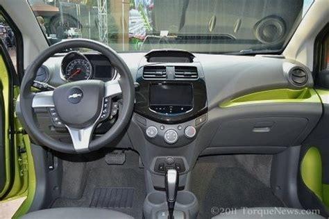chevy spark interior torque news