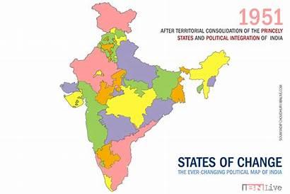 India States Haryana Map Capital Punjab Division