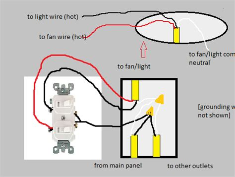 wiring up a light switch wiring diagram 2 lights double switch tciaffairs