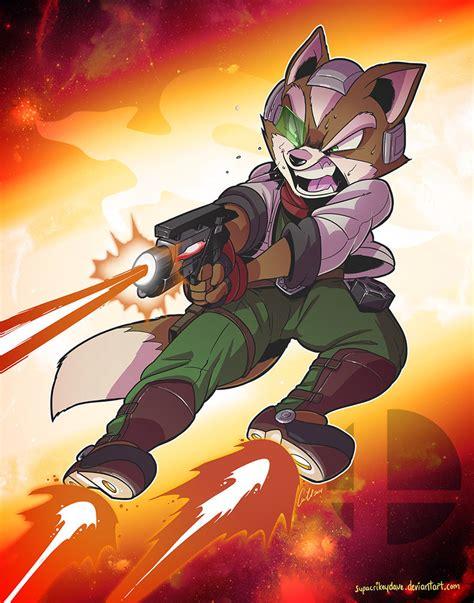 The Starfox By Supacrikeydave Star Fox Star Fox Fox