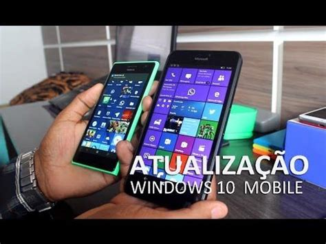 apps universais messenger windows 10 mobile
