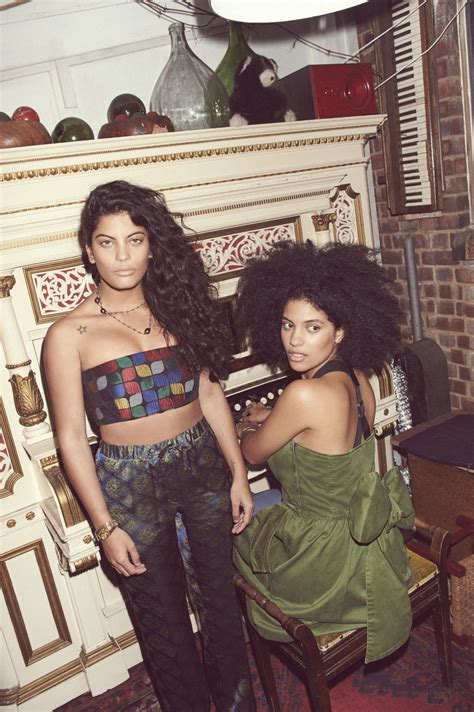Bohemian As Worn By French Cuban Duo Ibeyi In Pictures