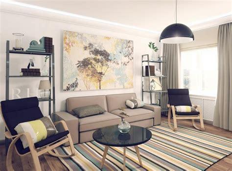 Warme Farben Wohnzimmer by Wohnzimmer Modern Einrichten Kalte Oder Warme T 246 Ne