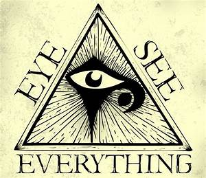 The All Seeing Eye Symbol And Meaning ~ Distruber