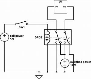 Switches dpdt switch using only transistors electrical for Diagram in addition dpdt switch wiring diagram in addition dpdt switch