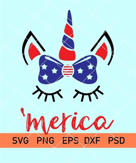 If you are new to dreaming tree, this is a wonderful place to start. Patriotic unicorn svg, 4th of July Svg, America Svg ...