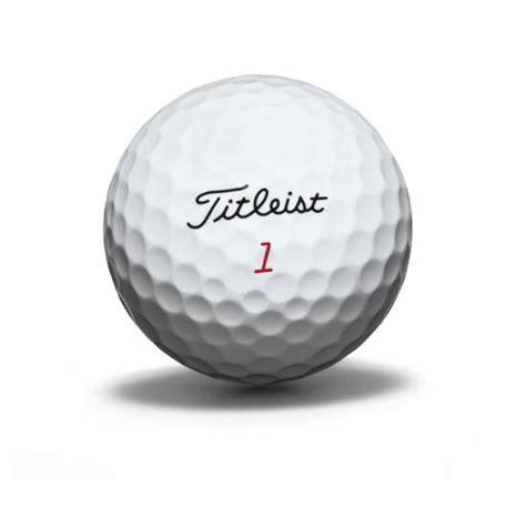 NXT Tour & NXT Tour S Golf Balls Titleist