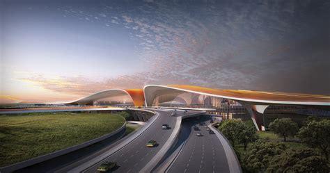 beijing  airport  adpi  zaha hadid architects