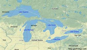 Geography Mnemonics To Help Learn About The Great Lakes