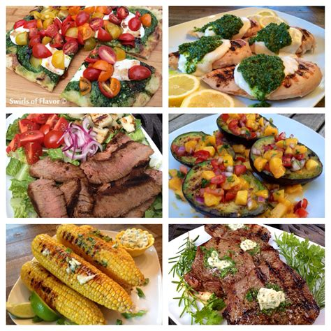 best grill recipes best ever grilling recipes swirls of flavor