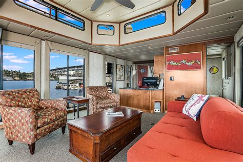 Houseboats For Sale Seattle Area by Seattle Afloat Seattle Houseboats Floating Homes
