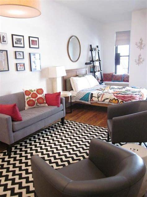 50 Studio Apartment Design Ideas Small & Sensational