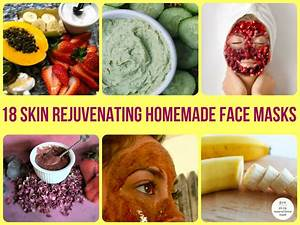 homemade anti aging face pack
