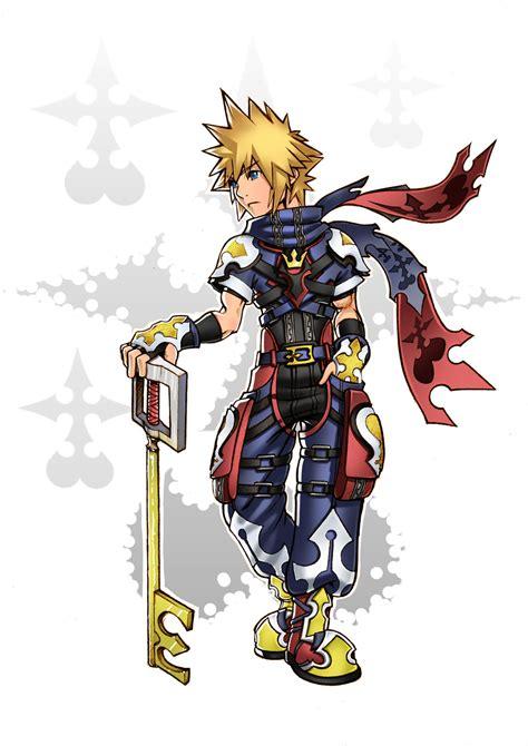 Kingdom Hearts Fan Art Sora By Thiagosb On Deviantart
