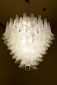 S murano glass chandelier at stdibs