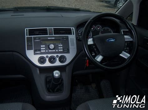 dash trim kit rhd ford  max   manual ac