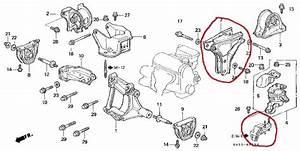 B16a Engine Diagram