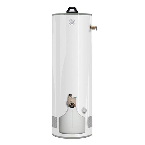 Ge® Gas Water Heater  Pg48t09axk  Ge Appliances