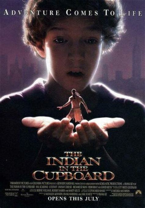 Indian In The Cupboard by Boyactors The Indian In The Cupboard 1995