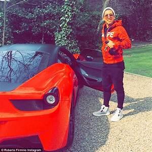 Bobby Car Ferrari : roberto firmino banned and fined 20 000 for drink driving ~ Kayakingforconservation.com Haus und Dekorationen
