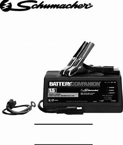 Download Schumacher Automobile Battery Charger Se
