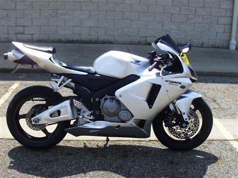 2006 honda cbr 600 for sale 2006 honda cbr600rr cbr600rr sportbike for sale on 2040