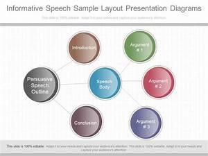 Pptx Informative Speech Sample Layout Presentation
