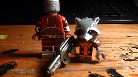 Update (lego Deadshot, Updated Rocket Raccoon, And Tmnt