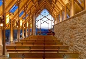 green bluff wedding venues roca ranch chapel is an ethereal wooden church filled with air and light roca chapel
