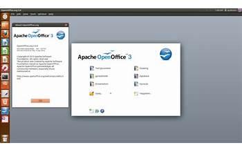 Apache OpenOffice screenshot #6