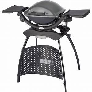 Barbecue Electrique Leroy Merlin : barbecue weber electrique q140 leroy merlin ~ Dailycaller-alerts.com Idées de Décoration