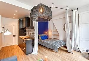 35 Qm Wohnung Einrichten : 15 cloisons amovibles pour s parer une pi ce bnbstaging le blog ~ Markanthonyermac.com Haus und Dekorationen