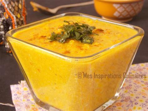 lentilles cuisiner soupe de lentilles corail au lait de coco le cuisine de samar