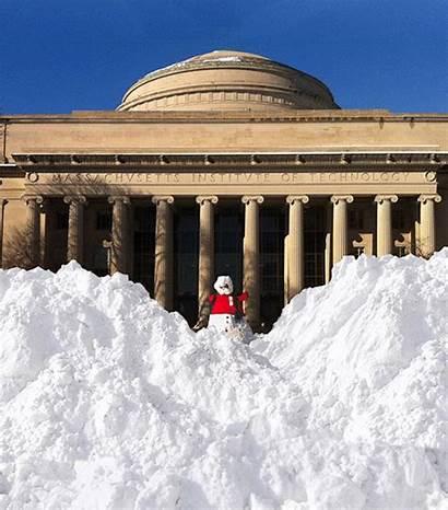 Mit Snow Today Killian Court Snowman Edu